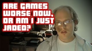 [Vlog] Am I Jaded or Are Video Games More Mediocre?