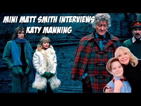Katy Manning   Jo Grant  Doctor Who and the Sarah Jane Adventures