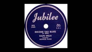 Ralph Willis Income Tax Blues