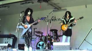 SSIK: A teen KISS tribute band ROCKED Oak Ridges Fair