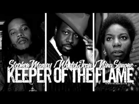 Stephen Marley - Keeper of the Flame feat  Nina Simone & Wyclef Jean