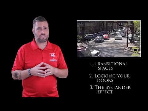 Stranger Walks Up To Woman's Car | Active Self Protection