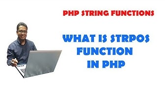 What is STRPOS function in PHP.