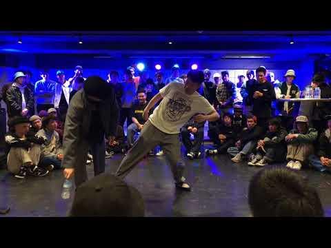 DOKYUN Japan In Osaka Battle Clip