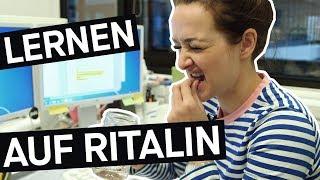 Selbstversuch: Lernen auf Ritalin & Co. || PULS