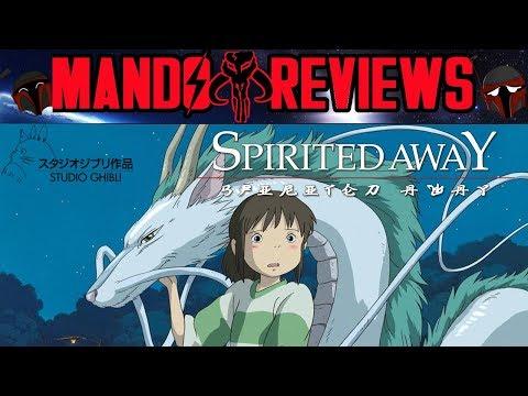 mandalorian-reviews:-spirited-away-(studio-ghiblifest)