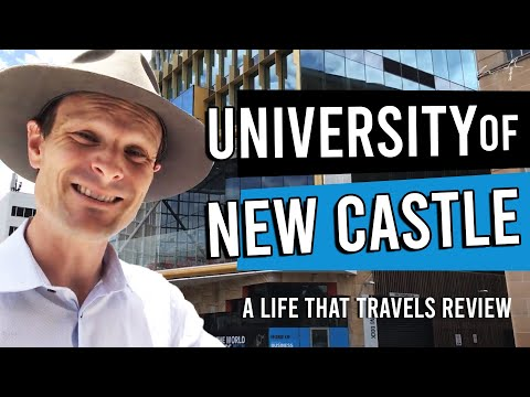 The University Of Newcastle [An Unbiased Review By A Life That Travels]