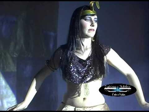 dança do ventre - o mito da cleopatra