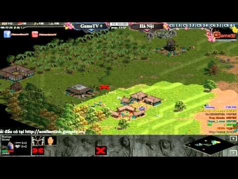 GameTV + Gunny vs Hà Nội ngày 30 01 2016 C5T2