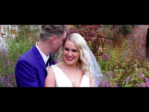 Cambo Estate wedding film -  Gemma and Neil