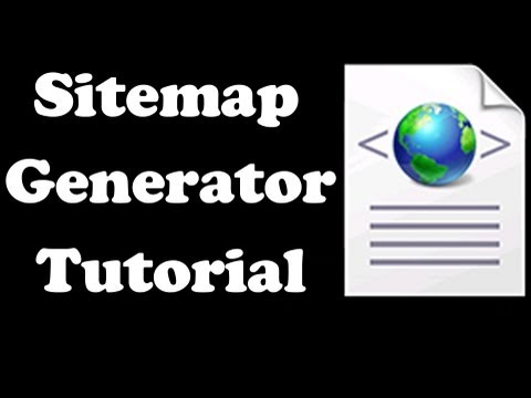 Make a Sitemap Quickly - XML Sitemap - Submit To Google
