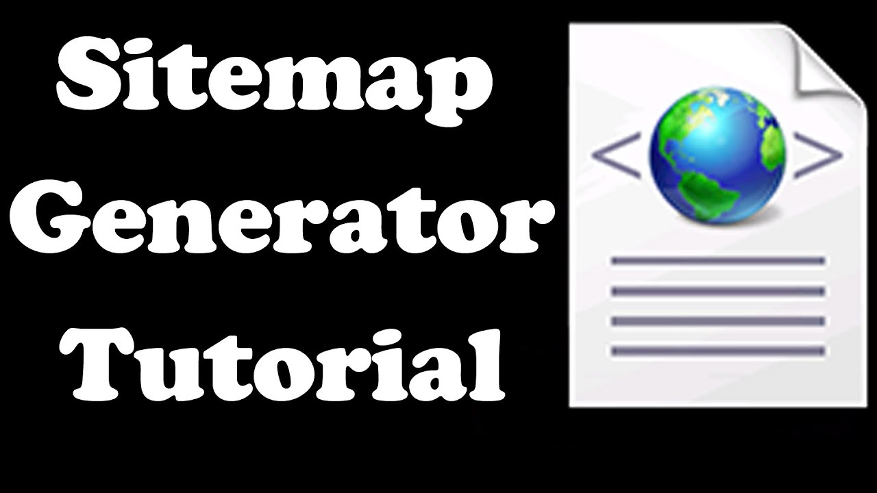 make a sitemap quickly xml sitemap submit to google youtube