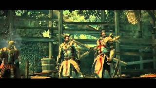 The Cursed Crusade - Story Trailer (PC, PS3, Xbox 360)