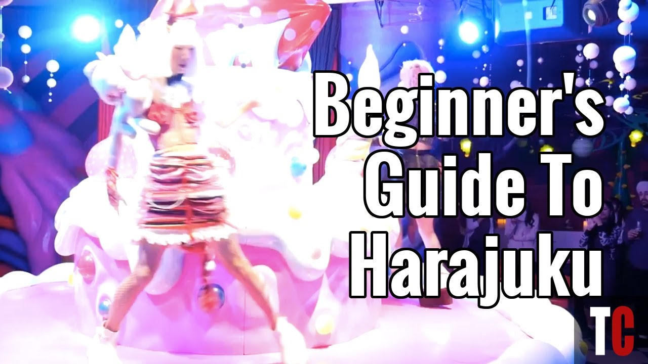 A Beginner's Guide to Harajuku