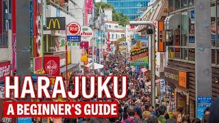 A Beginner's Guide to Harajuku thumbnail
