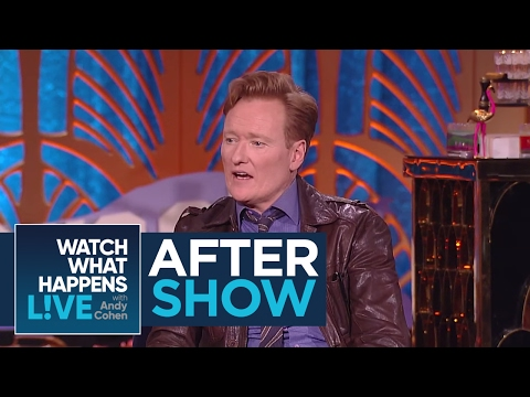 After Show: Would Conan O'Briem Have Donald Trump As A Guest? | WWHL