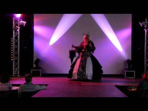 Japan Party 2013 - Concours Cosplay Samedi - 10 - Yukari Yakumo - Touhou Project