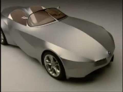 Bmw Gina Light Visionary Model Concept Youtube