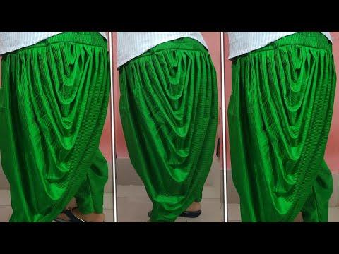 ржПрждрзЛ рж╕рж╣ржЬ ржзрзБрждрж┐ рж╕рж╛рж▓рзЛрзЯрж╛рж░ ржХрж╛ржЯрж┐ржВ ржПржмржВ рж╕рзЗрж▓рж╛ржЗ / Dhoti Salwar Cutting And Stitching / how to make dhoti pajama