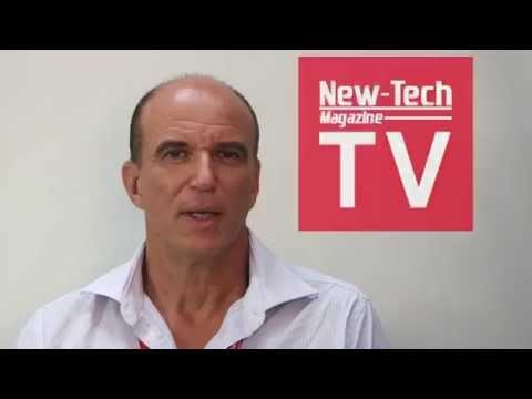 ראיון עם מר אריק דן מחברת יאסקאווה - תערוכת ניו-טק 2014