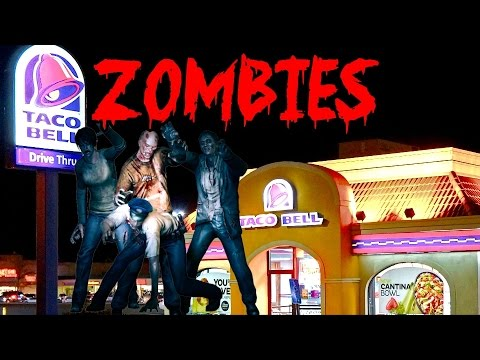 Taco Bell ZOMBIES!!!▐ CoD World at War Custom Zombies Map/Mod