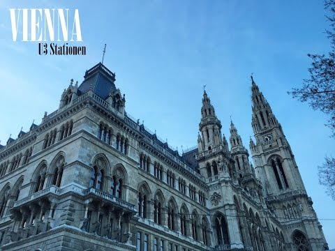 Travel & Adventure: 5 Hours in Vienna, Austria