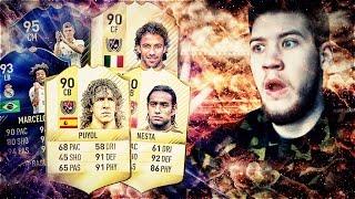 3 TOTY + 3 ЛЕГЕНДЫ | FIFA 17