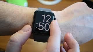 Apple Watch Series 3 (розпакування + огляд)