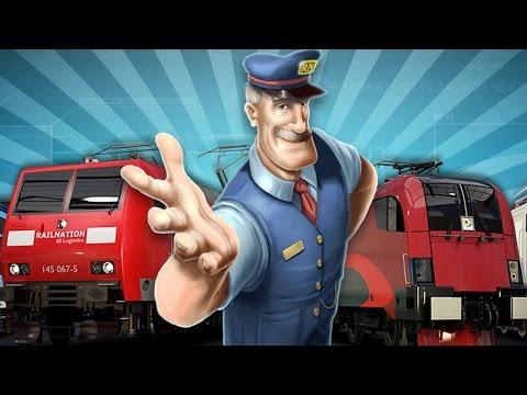 Rail Nation - Строим железнодорожную империю с друзьями (Обзор)