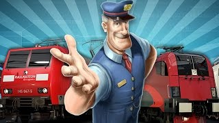 видео Rail Nation играть онлайн бесплатно