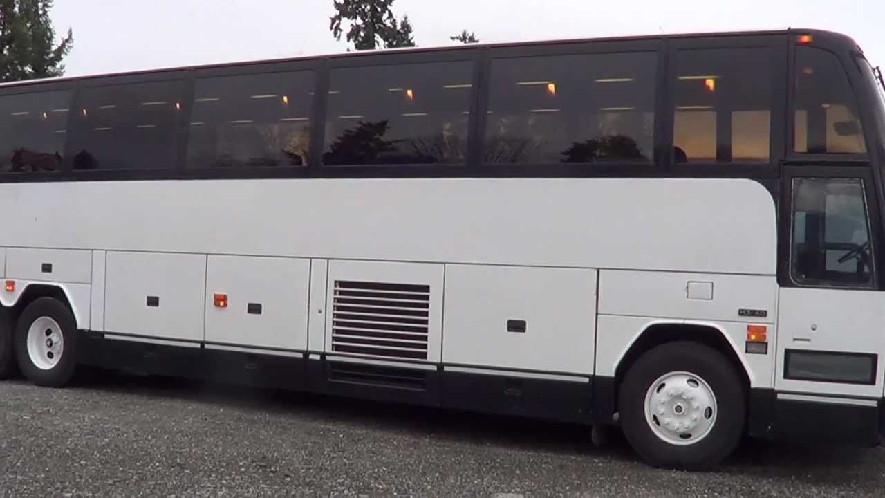 Northwest Bus Sales 1994 Prevost H3 40 50 Passenger