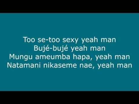 AY feat Diamond Platnumz - Zigo Remix (Lyrics)