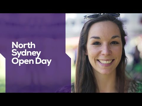 ACU I North Sydney Open Day I 2017 Highlights