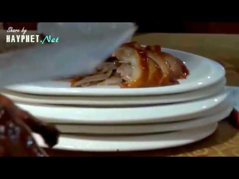 Vịt quay Beijing Beijing style roast duck HAYPHET NET