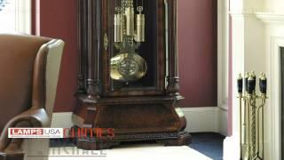 The J H Miller Floor Grandfather Clock 611030