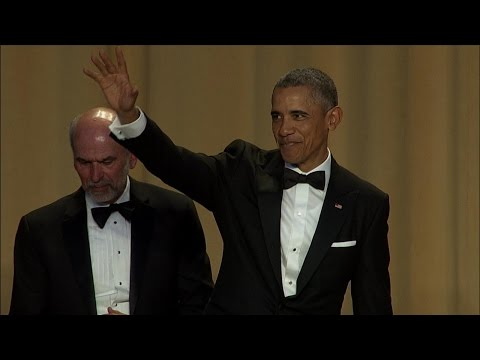 Obama White House Correspondents Dinner 2016 | President Obama's FULL SPEECH