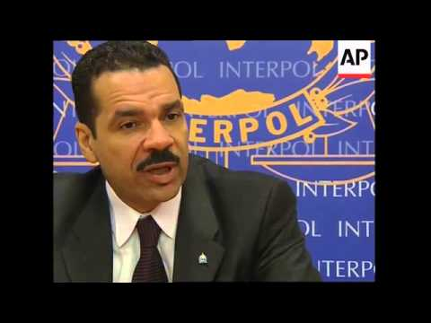 Interview with head of Interpol