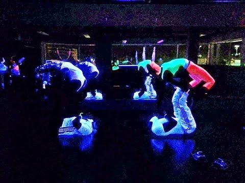 Glow Flow at The Yoga Hangout SRQ
