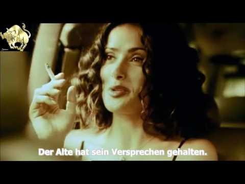 Salma Hayek Smoking 2