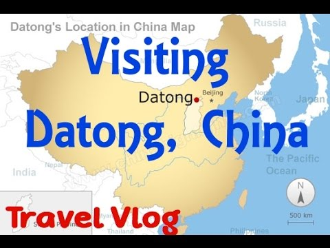 Jalan-jalan ke Datong (1): Enjoy The city of Datong, China - Travel Vlog