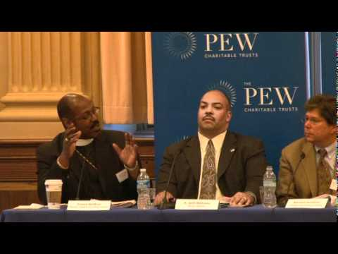 """""""Behind the Rise and Fall of Philadelphia's Prison Population"""" Panel Discussion Part 2 (5/19/2010)"""