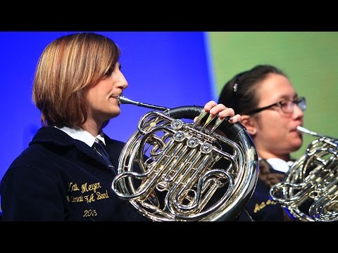 2016 Band & Chorus Concert – 89th National FFA Convention & Expo