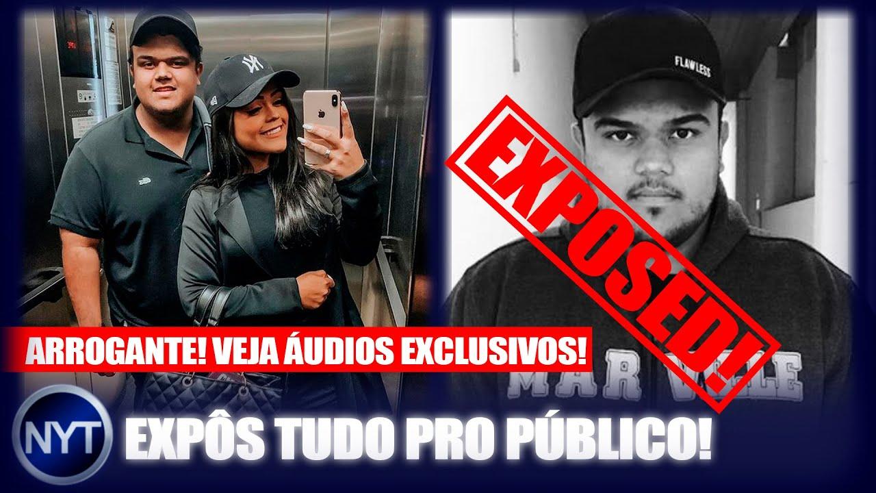 Irmão da Camila Loures é EXPLANADO em podcast e mostra ARROGÂNCIA em discussão