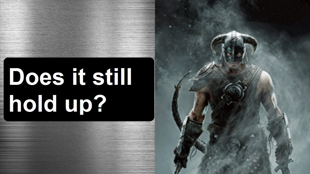 Download Skyrim Retrospective - Does it Still Hold Up in 2021?