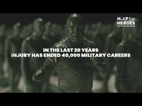 McCann crea 40.000 soldados inspirados en veteranos de guerra