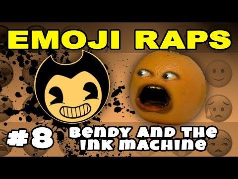 Annoying Orange – EMOJI RAPS #8: BENDY AND THE INK MACHINE