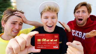 Using Funk Bros Credit Card For 24 Hours!