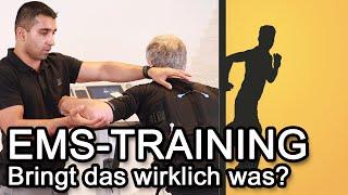 EMS-Training - Was ist das? Bringt das wirklich was?