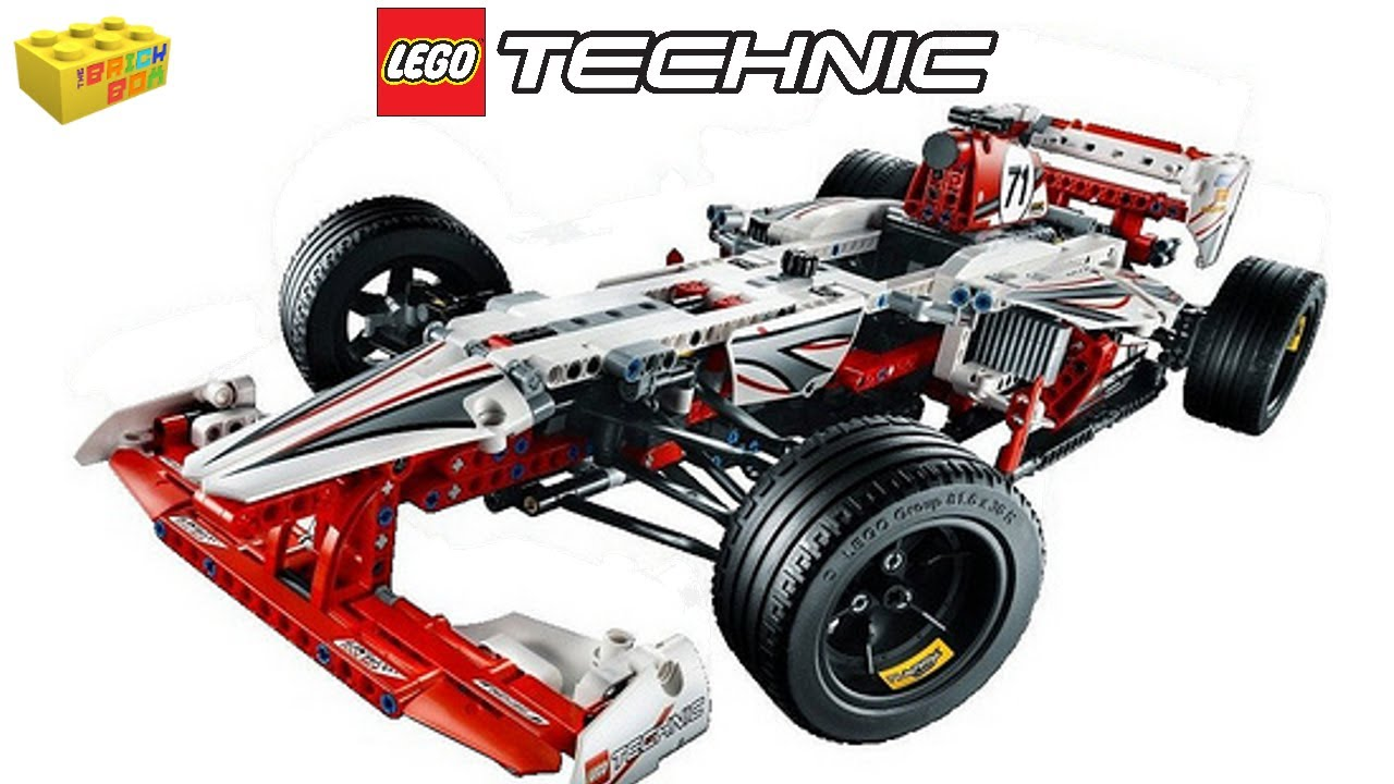 lego technic grand prix racer review 42000 youtube. Black Bedroom Furniture Sets. Home Design Ideas