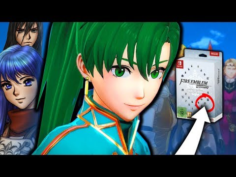 Lyn, Caeda, and Navarre Revealed In Warriors & Potential Confirmation of Box Leak?
